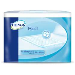 Podkłady higieniczne Tena Bed Plus 60x90 cm 30 szt
