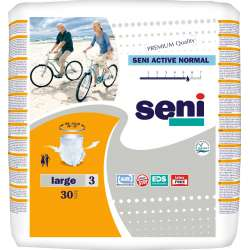 Majtki chłonne Seni Active Normal L 30 szt. TZMO
