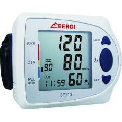 Ciśnieniomierz automatyczny nadgarstkowy Bergi ANTAR BP 210