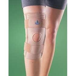 Stabilizator kolana z zawiasami, z przewiewnej tkaniny 2031 OPPO