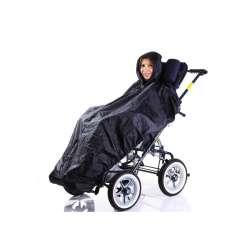Peleryna do wózków MM oraz MAXI COMFORT