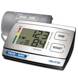 Ciśnieniomierz automatyczny naramienny TECH-MED TMA 875 B