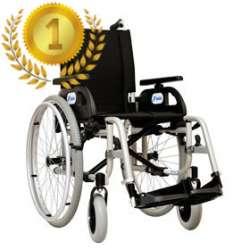 Wózek inwalidzki aluminiowy Mobilex Deflin