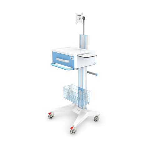 Wózek pod aparaturę medyczną serii APAR-1 AP-5 TCH-MED