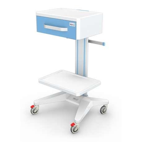 Wózek pod aparaturę medyczną serii APAR-1 AP-3 TECH-MED