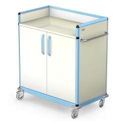 Wózek do czystej bielizny WMW-2110 TECH-MED Bydgoszcz