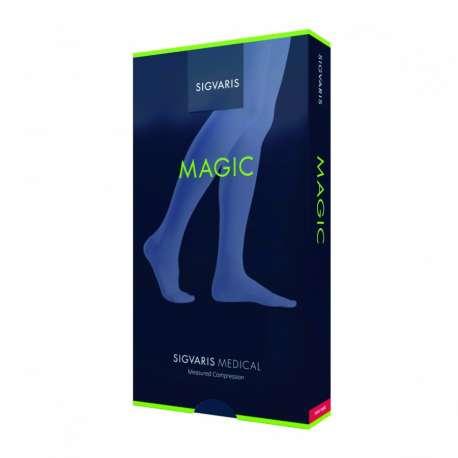 Sklep medyczny. Pończochy samonośne przeciwżylakowe Sigvaris Magic I klasy ucisku - pończochy samonośne na żylaki. Niskie ceny.