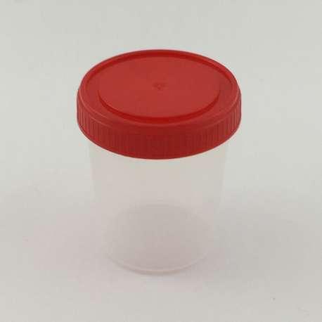 Sklep medyczny - Pojemnik na mocz 100 ml niesterylny - higiena - pojemnik - kubeczek - Niska cena!