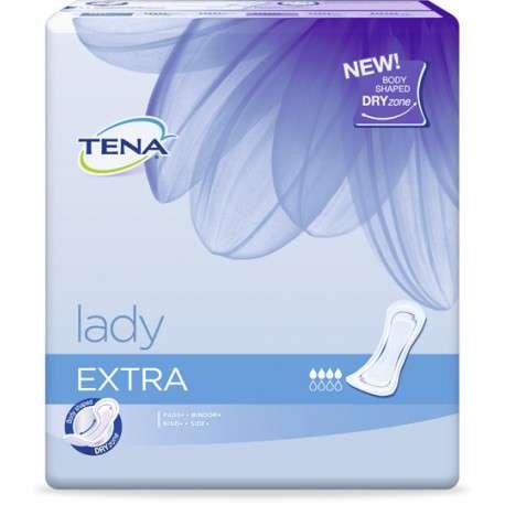 Sklep medyczny - Wkładki urologiczne Tena Lady Extra 10 szt - środki absorpcyjne nietrzymanie moczu - Refundacja NFZ!