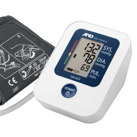Diagnosis Ciśnieniomierz automatyczny UA-651
