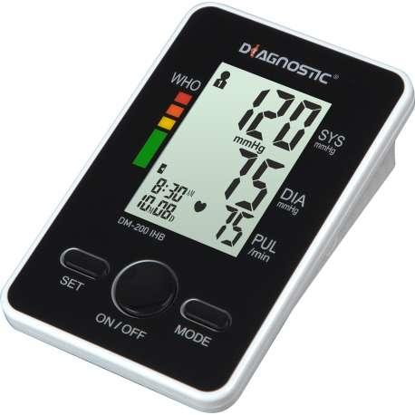 Diagnosis Diagnostic ciśnieniomierz automatyczny DM-200IHB