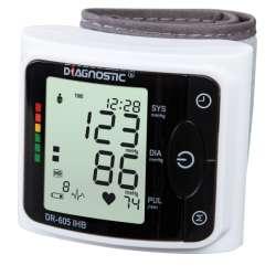 Diagnostic ciśnieniomierz nadgarstkowy DR-605IHB+