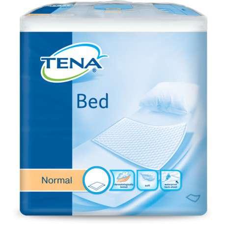 Sklep medyczny - Podkłady higieniczne Tena Bed Normal  90x60 cm 5 szt SCA - nietrzymanie moczu - Refundacja NFZ! Niska cena!!!