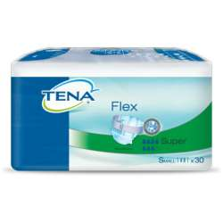Pieluchomajtki Tena Flex Super S 30 szt. SCA