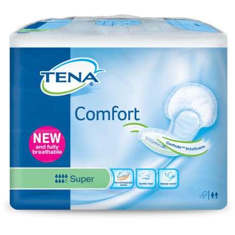 Pieluchy anatomiczne Tena Comfort Super 36 szt