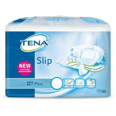 Sklep medyczny - Pieluchomajtki dla dorosłych Tena Slip Plus S 30 szt SCA - nietrzymanie moczu środki absorpcyjne - Refundacja!