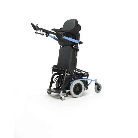 Wózek z napędem elektrycznym z funkcją pionizacji NAVIX SU - VERMEIREN