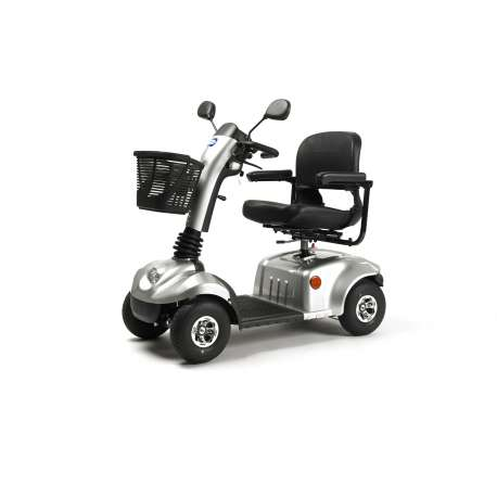 Skuter dla seniora ERIS 6km/h-38Ah-35km- VERMEIREN- Niska cena skutera elektrycznego inwalidzkiego- Dofinansowanie z PFRON