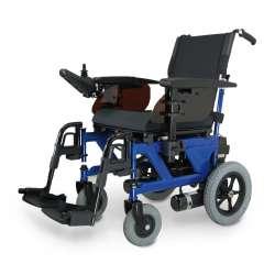 Elektryczny, kompaktowy wózek inwalidzki PRIDE R1 MOBILEX