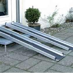 TR/LR Przenośne rampy podjazdowe do wózków inwalidzkich Mobilex
