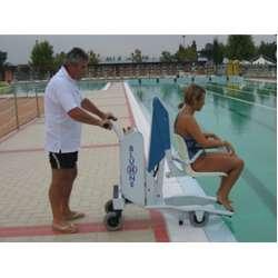 Podnośnik basenowy  BluOne Mobilex