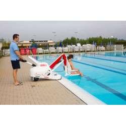Panda Pool mobilny podnośnik basenowy Mobilex