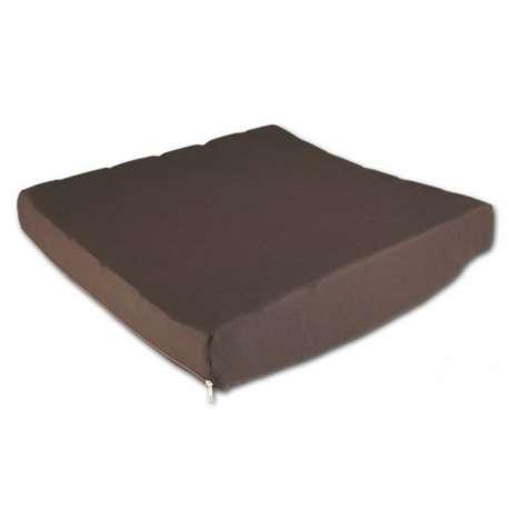 Sklep. Poduszka przeciwodleżynowa do wózka brązowa 45x45x9cm - poduszki przeciwodleżynowe - zapobieganie odleżynom, profilaktyka