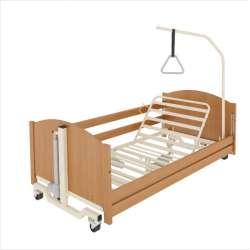 Łóżko rehabilitacyjne Taurus LOW z leżem metalowym  REHABED