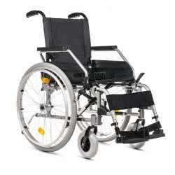 Wózek inwalidzki wykonany ze stopów lekkich aluminiowy VCWK9AT Titanum VITEA CARE