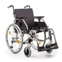 Wózek Inwalidzki ręczny, aluminiowy PLATINUM [ VCWK9ASZ ] VITEA CARE