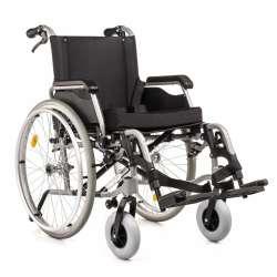 Wózek inwalidzki, ręczny, aluminiowy FELIZ [ VCWK9AL ] VITEA CARE