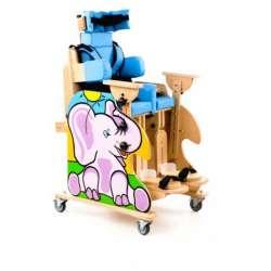 Pionizator dziecięcy - urządzenie multifunkcyjne drewniane SPRING VITEA CARE
