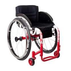 Wózek inwalidzki aktywny  GTM Shock Absorber  GTM MOBIL