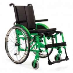 Wózek inwalidzki ze stopów lekkich X3 MEYRA