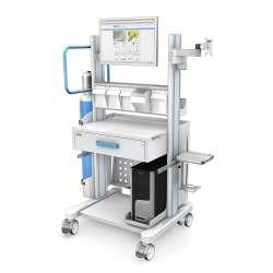 Wózek pod aparaturę medyczną AR80-4N z wyposażeniem TECH-MED Bydgoszcz