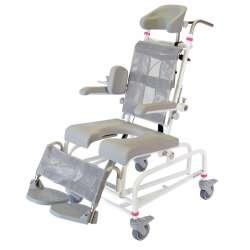 Krzesło toaletowo-kąpielowe HMN M2 Mini Gas-Tip Levicare