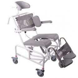 Krzesło toaletowo-kąpielowe HMN M2 Gas-Tip Levicare