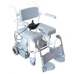 Krzesło toaletowo-kąpielowe HMN 200kg Motor Levicare