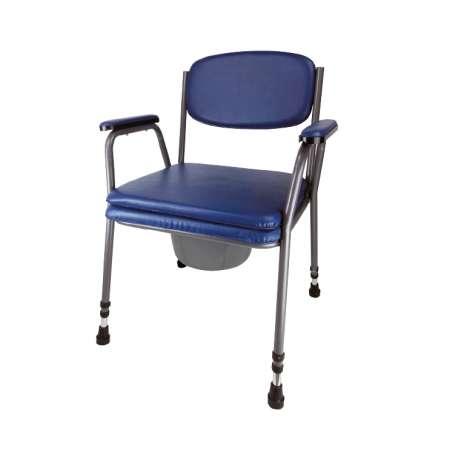 Krzesło toaletowe tapicerowane AR-103 ARMEDICAL