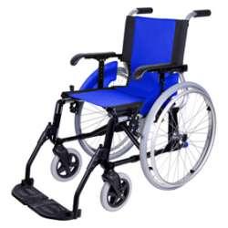 Wózek inwalidzki aluminiowy Line MOBILEX