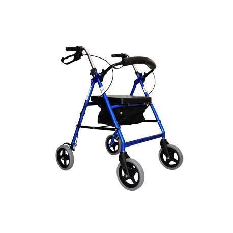 Podpórka rehabilitacyjna 4-kołowa Economic MOBILEX