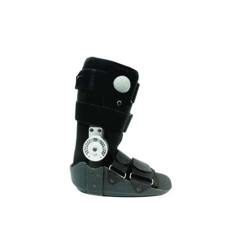 Orteza sztywna z tworzywa sztucznego na goleń i stopę (krótka) ANTAR AT53004