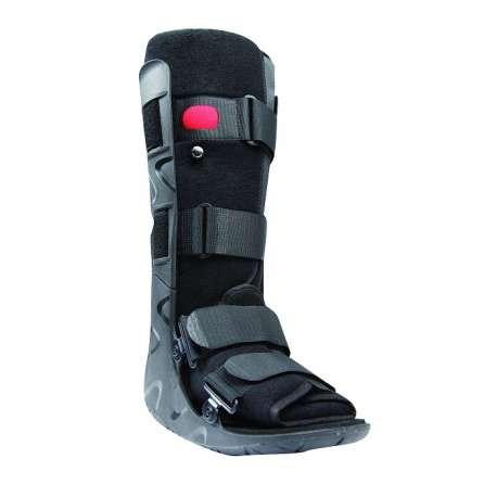 Orteza sztywna z tworzywa sztucznego na goleń i stopę (krótka) ANTAR AT53008