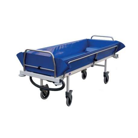 Wózek transportowo-kąpielowy w pozycji leżącej o stałej wysokości C 212 INNOW