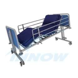 LT4EM – Łóżko pielęgnacyjne szpitalne metalowe INNOW