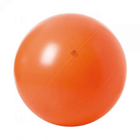 Piłka Pushball o śr. 120 cm (bez ABS) pomarańczowa KINESIS