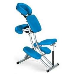 Krzesło do masażu Prestige –Reh – regulacja siedziska sprężyną gazową KINESIS