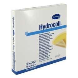 Sklep medyczny. Opatrunek Hydrocoll 10x10 cm - trudno gojące się rany, wysięk z rany, leczenie ran. Niska cena.