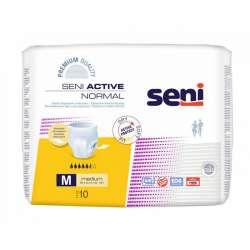 Majtki chłonne Seni Active Normal M 10 szt. TZMO