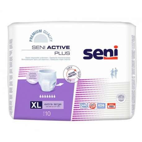 Majtki chłonne Seni Active Plus XL 10 szt. TZMO